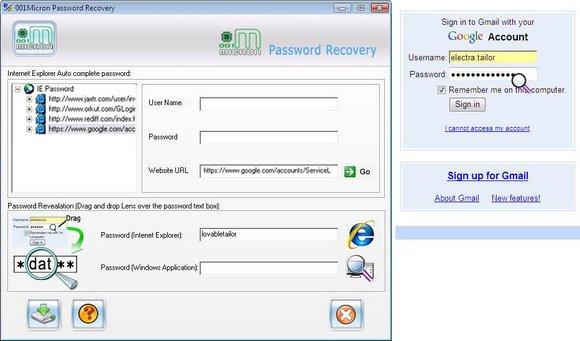 001Micron IE Password Revealer Utility
